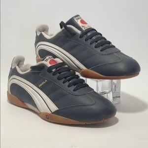 Ben Sherman Imola Leather Sneakers Size 9